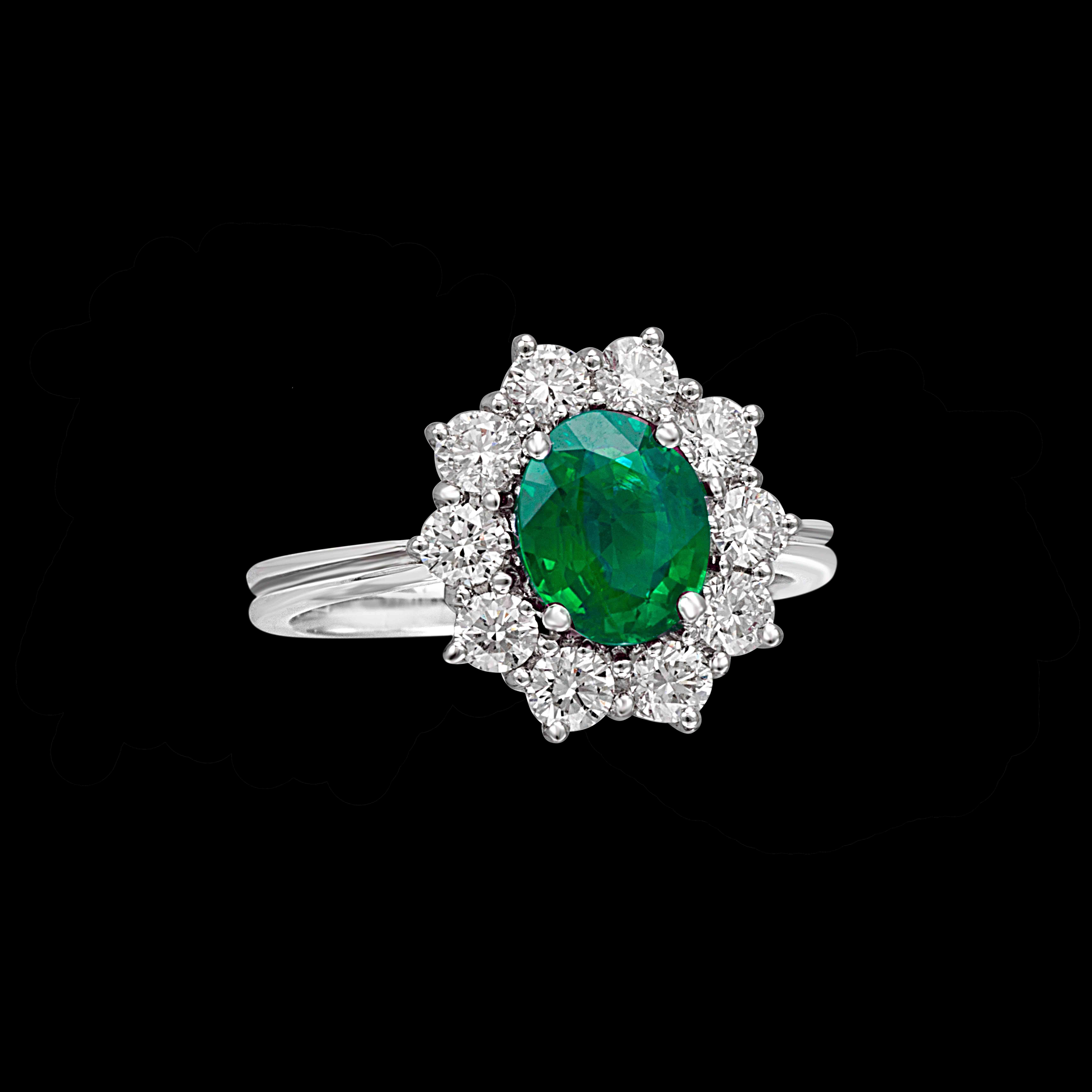 AN 2835 SM massimo raiteri anelli contorno smeraldo exclusive jewellery emerald colombian