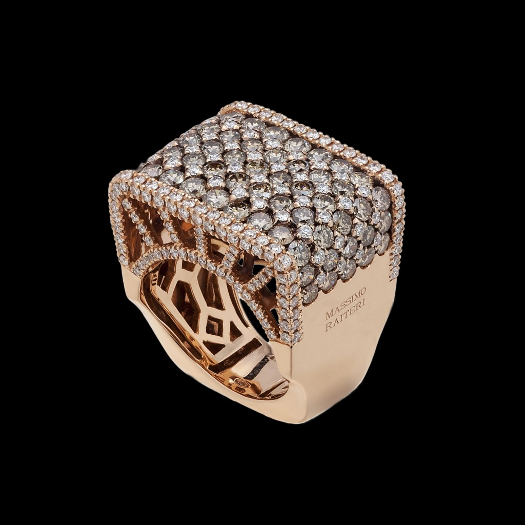 MASSIMO RAITERI EXCLUSIVE JEWELLERY AN2084BB