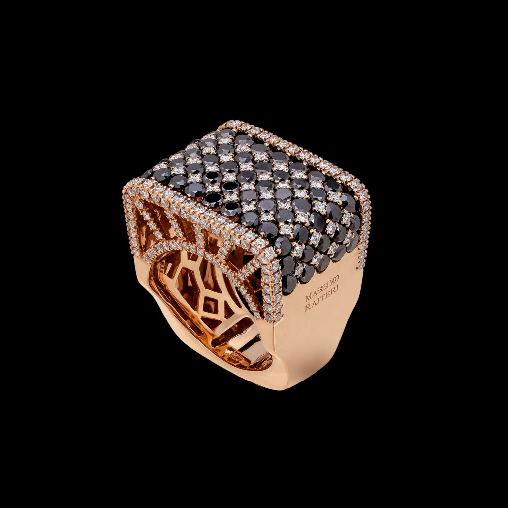 MASSIMO RAITERI EXCLUSIVE JEWELLERY AN2084BN