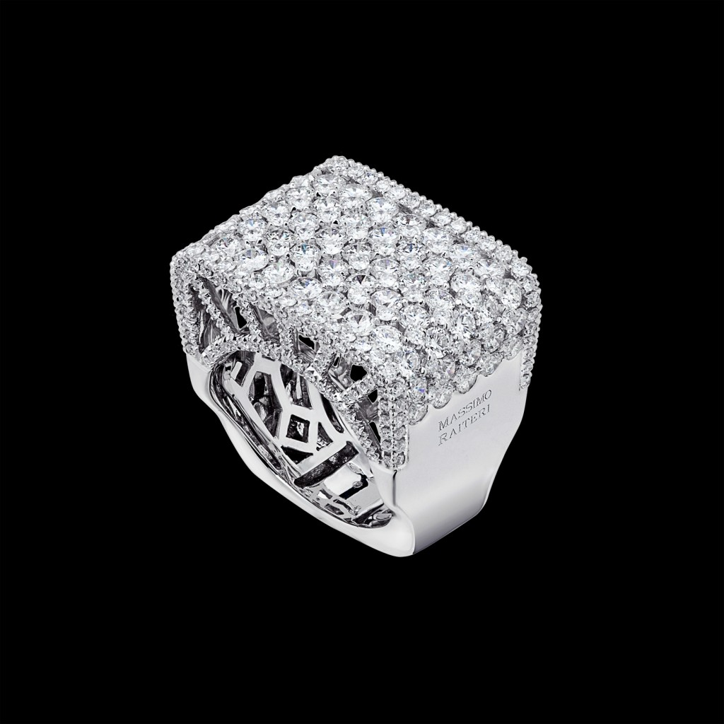 MASSIMO RAITERI EXCLUSIVE JEWELLERY AN2084BR