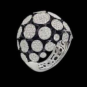 MASSIMO RAITERI EXCLUSIVE JEWELLERY AN2558BL