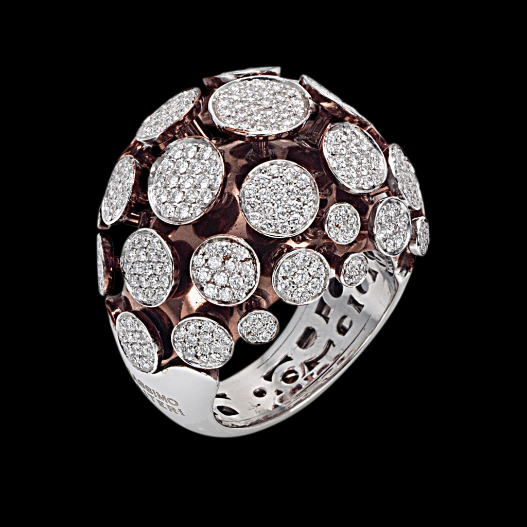 MASSIMO RAITERI EXCLUSIVE JEWELLERY AN2558BR