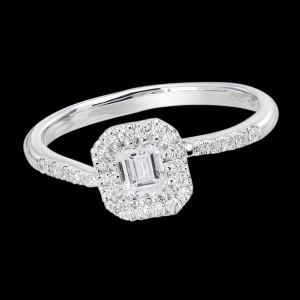 massimo raiteri jewellery gioielli jewelery anello ring solitar solitario diamanti diamond emerald smeraldo fidanzamento
