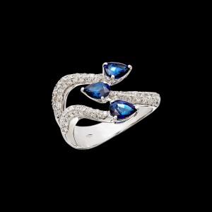 Massimo Raiteri exclusive jewelry fashion design ring bracelet anello diamanti bracciale moda unico unici high sapphires zaffiri zaffiro
