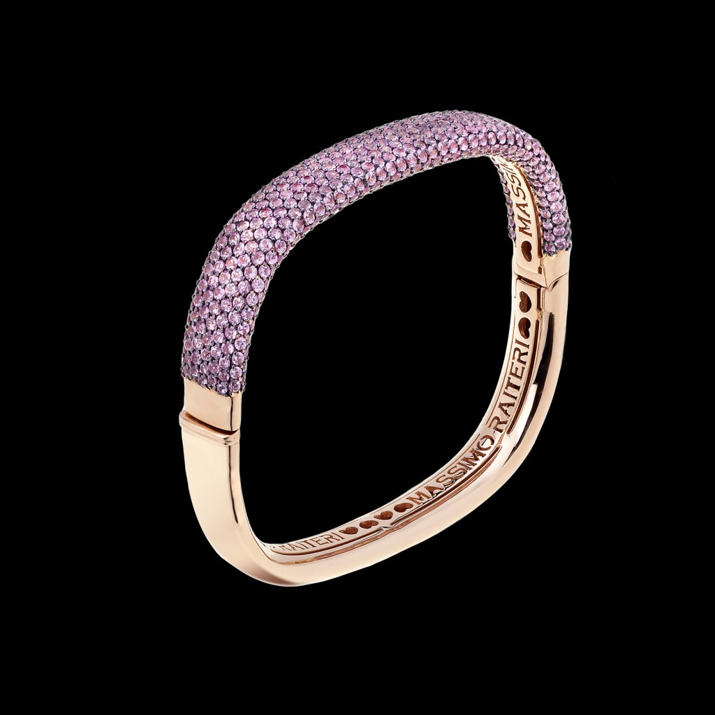 MASSIMO RAITERI EXCLUSIVE JEWELLERY BR1439ZR