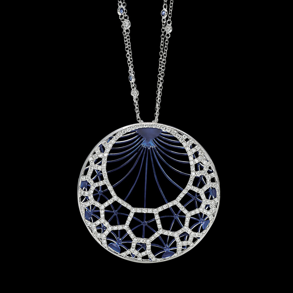 MASSIMO RAITERI EXCLUSIVE JEWELLERY GR0952BLU