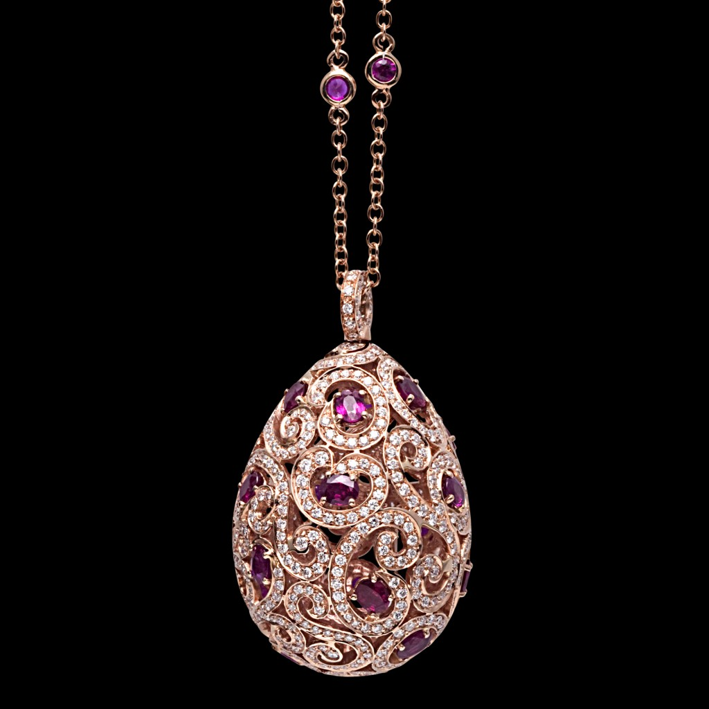 MASSIMO RAITERI EXCLUSIVE JEWELLERY GR0996RB