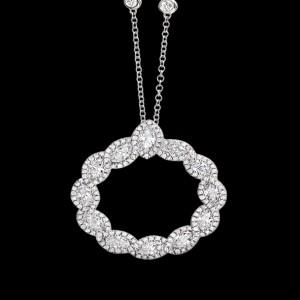 massimo raiteri exclusive jewellery gioielli diamanti diamond necklace