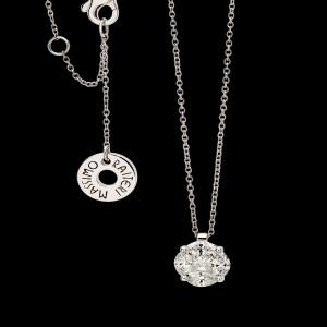 Massimo Raiteri exclusive jewellery diamonds diamanti ring anello engagement wedding solitario trilogy infinity necklace girocollo ciondolo