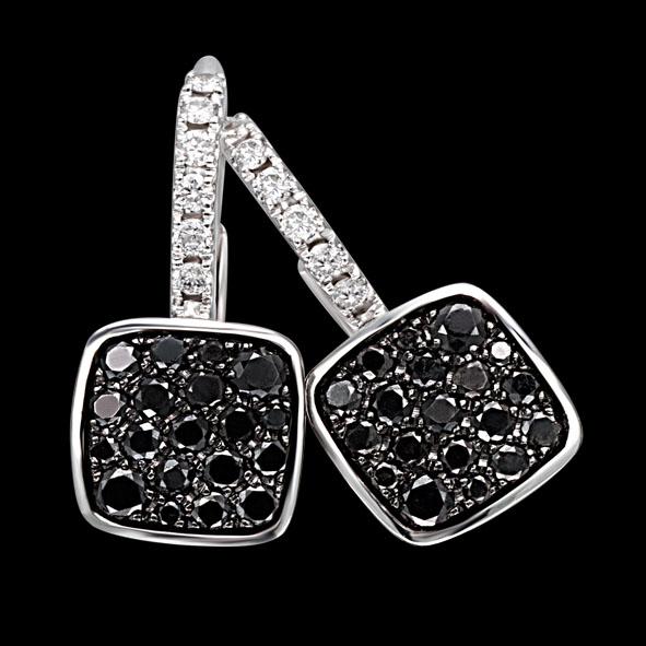 massimo raiteri exclusive jewellery gioielli fashion design diamanti diamonds diamond black white neri bianchi