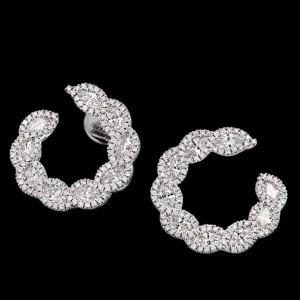massimo raiteri exclusive jewellery gioielli earring orecchini diamanti diamonds